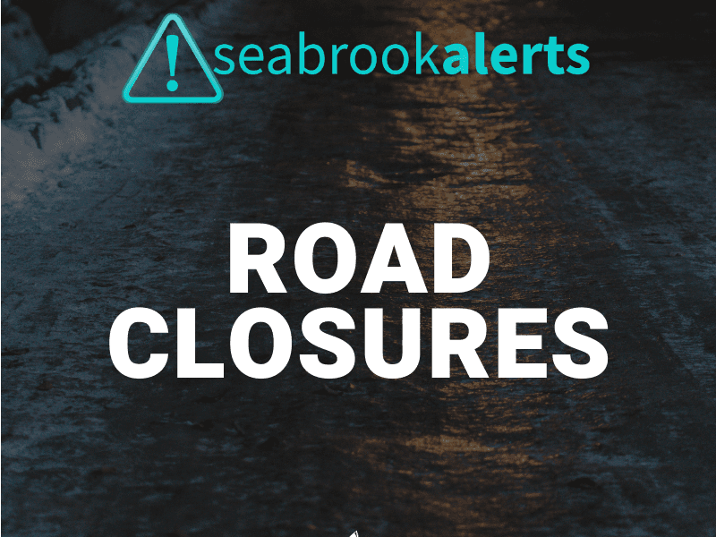 Winter Storm Road Closures