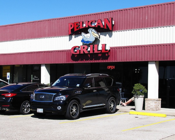 Pelican Grill store front