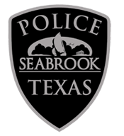 Seabrook police patch