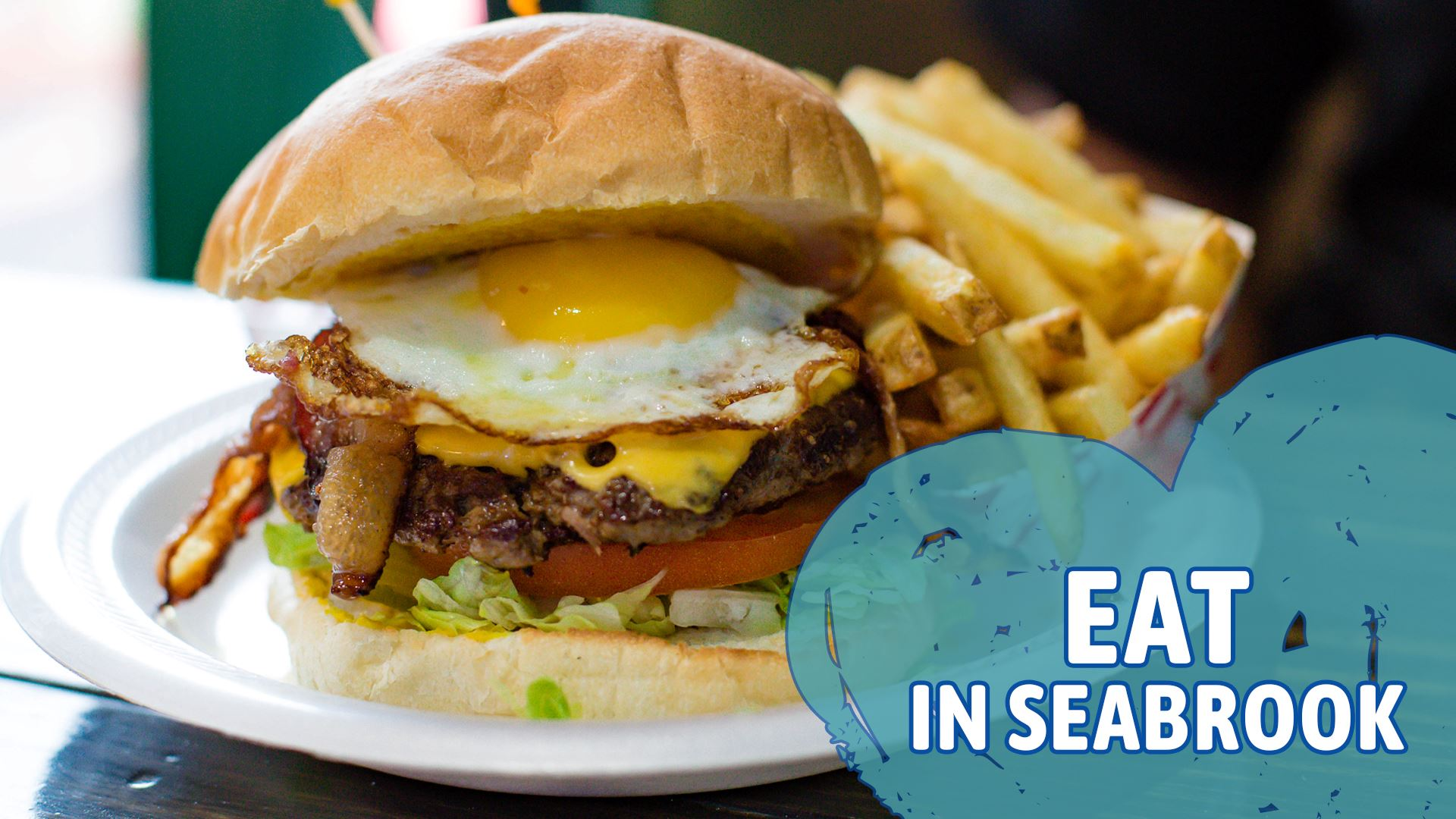 Eat in Seabrook